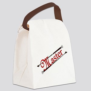 MASTER - Riding Crops Canvas Lunch Bag